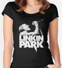 CHESTER BENNINGTON Women's Fitted Scoop T-Shirt