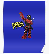Roblox Poster