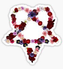 Disrythm Blumen Mixx Sticker