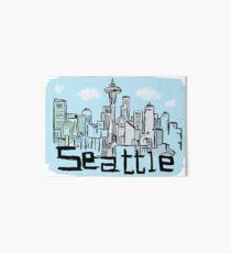 Seattle city Art Board