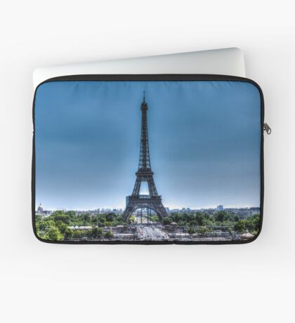Eiffel Tower 6 Laptop Sleeve