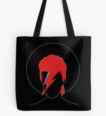 David Bowie Tribute Tote Bag