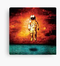 Deja Entendu Album Cover Canvas Print