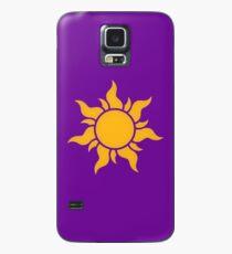 Tangled Kingdom Sun Case/Skin for Samsung Galaxy