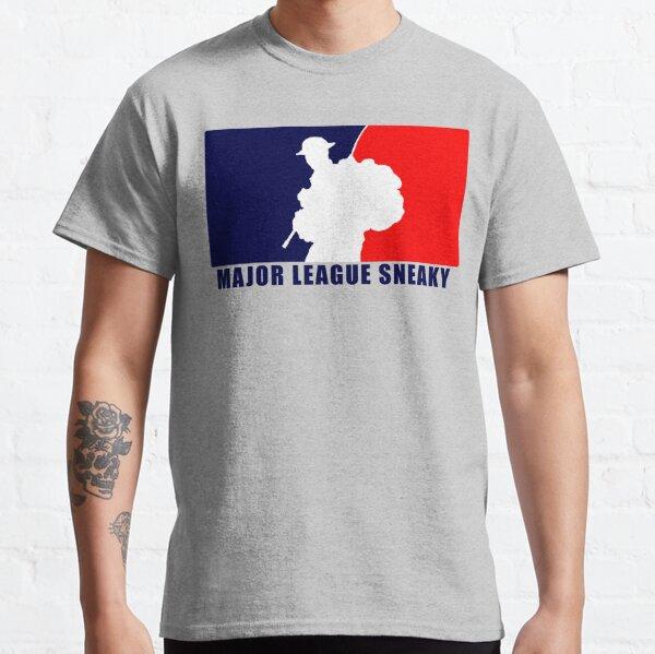 """Little Top presents """"Major League Sneaky""""  LRRP, LRSC, LRSD Sticker Classic T-Shirt"""