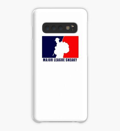 "Little Top presents ""Major League Sneaky""  LRRP, LRSC, LRSD Sticker Case/Skin for Samsung Galaxy"