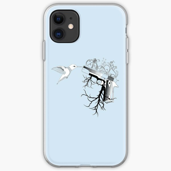 When Mother Nature Takes Over.... iPhone Soft Case