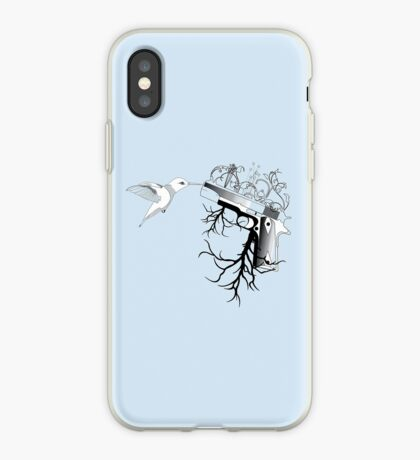 When Mother Nature Takes Over.... iPhone Case