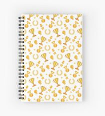 Honor to whom honor is due Spiral Notebook