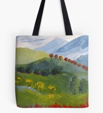 My valley Tote Bag