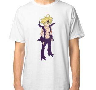 Sept péchés capitaux Anime Escanor sin of pride Homme Gris T Shirt