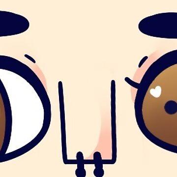 Lab Eyes by LabRatBiatch