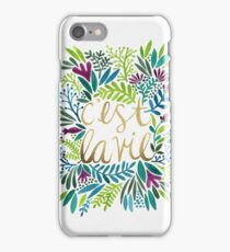 That's Life iPhone Case/Skin