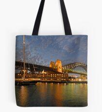Sydney Harbour Bridge @ Dusk Tote Bag