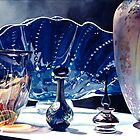"""Aurora"" Watercolor by Paul Jackson"