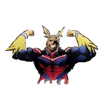 ALL MIGHT by Damsos