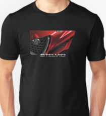 Alfa Romeo Stelvio Giulia Quadrifoglio Slim Fit T-Shirt
