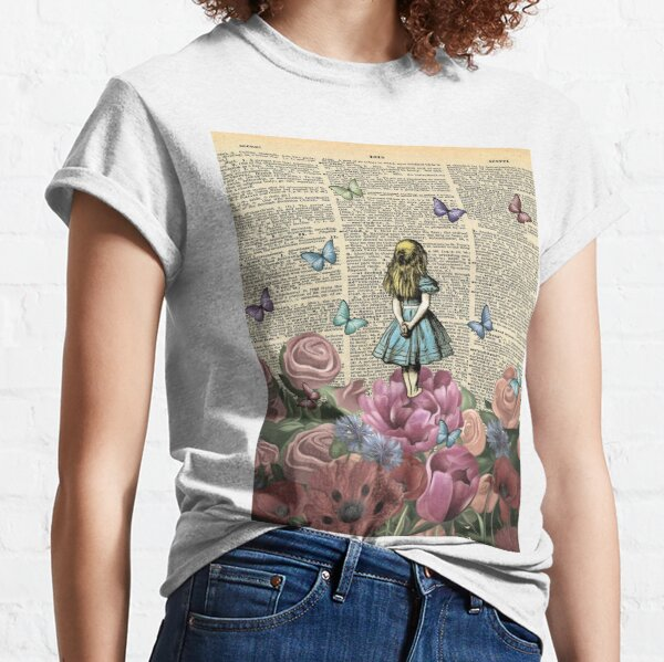 Alice In Wonderland - Wonderland Garden Classic T-Shirt