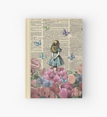 Alicia en el país de las maravillas - Wonderland Garden Cuaderno de tapa dura