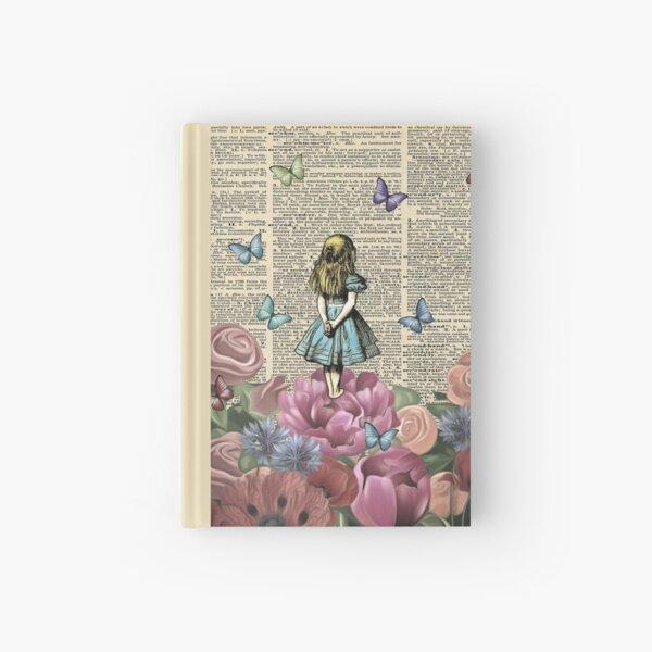 Alice In Wonderland - Wonderland Garden Hardcover Journal