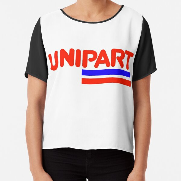 Unipart - The Parts of Quality Chiffon Top