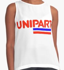 Unipart - The Parts of Quality Contrast Tank