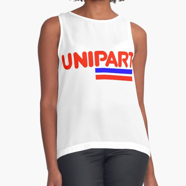 Unipart - The Parts of Quality Sleeveless Top