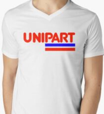 Unipart - The Parts of Quality Men's V-Neck T-Shirt