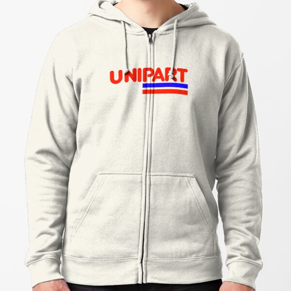 Unipart - The Parts of Quality Zipped Hoodie