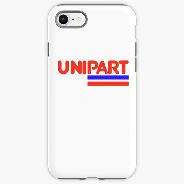 Unipart - The Parts of Quality iPhone Tough Case