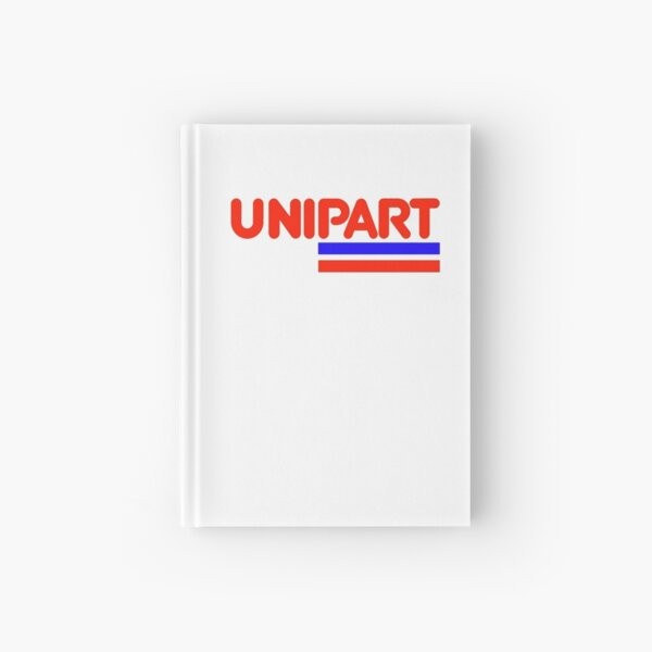 Unipart - The Parts of Quality Hardcover Journal