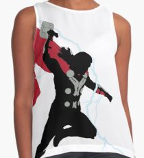 God of Thunder Contrast Tank