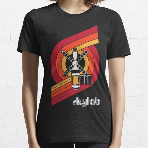 SKYLAB - Large Print Essential T-Shirt