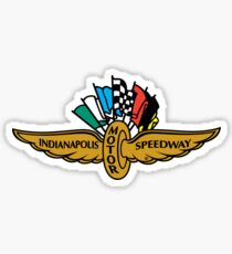 Indianapolis 500: The Simulation Sticker