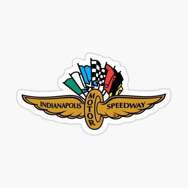 Indianapolis 500: The Simulation Sticker