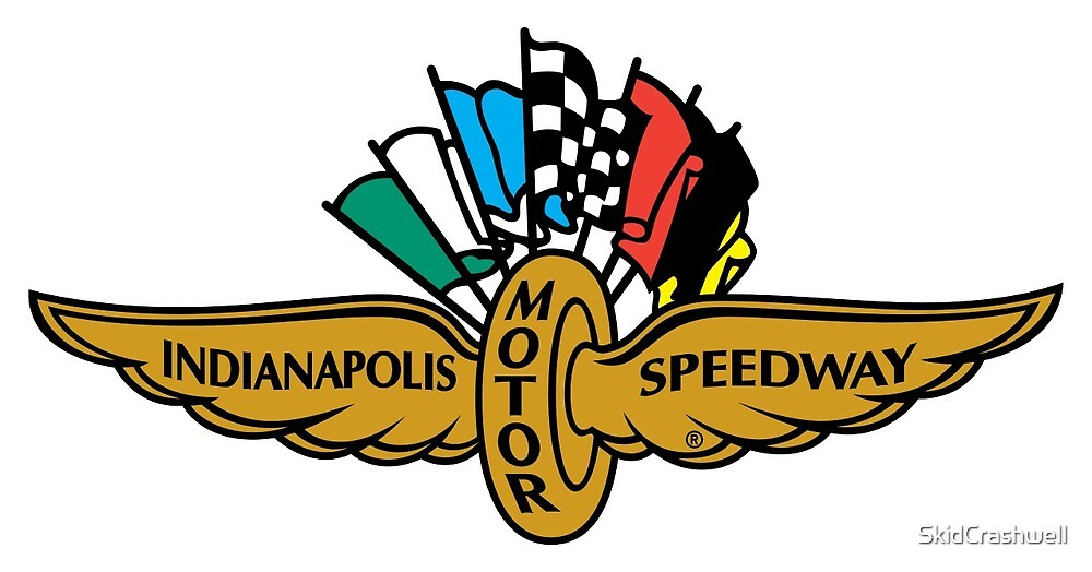 Indianapolis 500 The Simulation By Skidcrashwell Redbubble