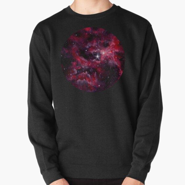 Eta Carinae in Infrared Pullover Sweatshirt