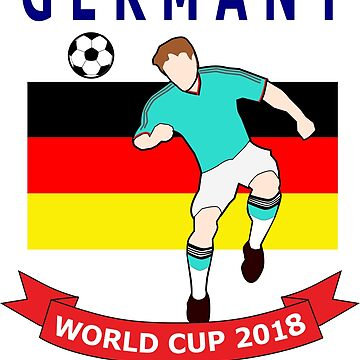 Germany World Cup 2018 by denip