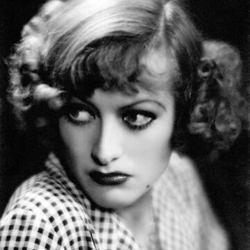 Joan Crawford Rain by Bazyartass