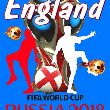 FIFA World Cup England Team by NorthernSoulz