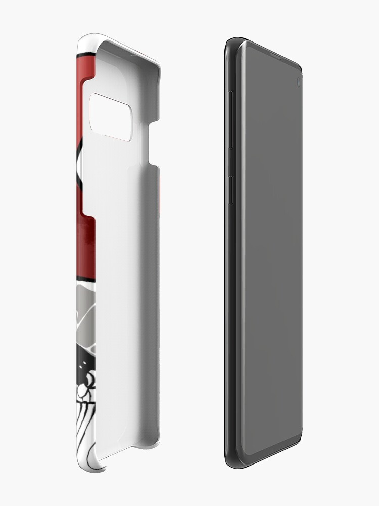 Alternate view of Those who live are those who are fighting Case & Skin for Samsung Galaxy