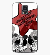 Those who live are those who are fighting Case/Skin for Samsung Galaxy