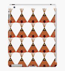 Tepee Tent Design iPad Case/Skin
