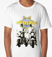 CHiPs Long T-Shirt