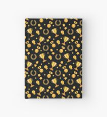 The winner takes it all! Hardcover Journal