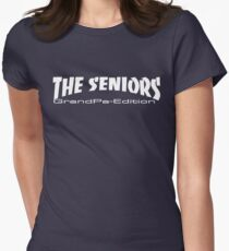 The SENIORS - GrandPa Edition Women's Fitted T-Shirt