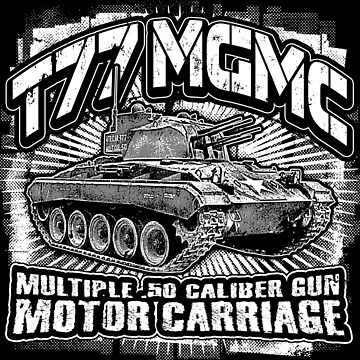 T77 MGMC by deathdagger