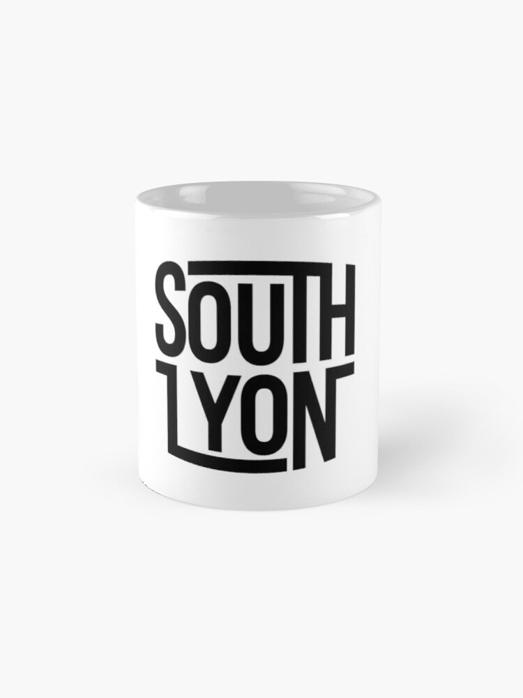 Alternate view of South Lyon Mug