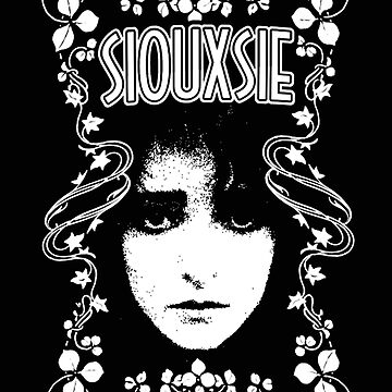siouxsie and the banshees by Redemsch