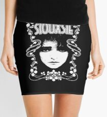 siouxsie and the banshees Mini Skirt